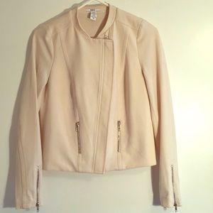 Bar3 Cute Jacket Women- Size XS. Ivory color